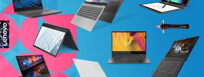 Lenovo Yoga, la nuova gamma di laptop all'IFA 2018