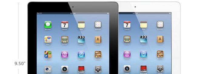 Nuovo iPad, debutto al rallentatore?
