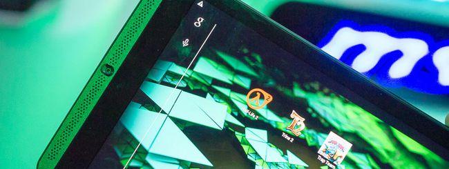 nVidia Shield: hands-on approfondito