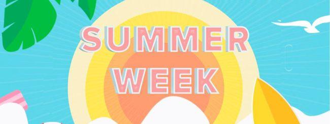 Honor Summer Week, tanti sconti sugli smartphone