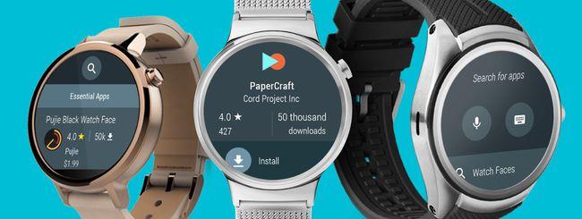 Google ha acquisito Cronologics per Android Wear