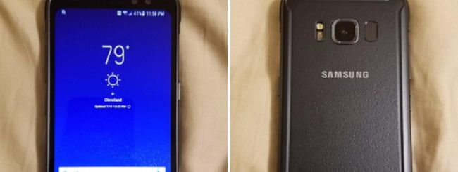 Samsung Galaxy S8 Active, tutte le specifiche