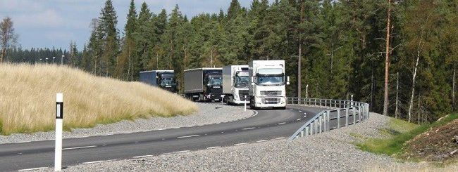 Verso i camion a guida autonoma