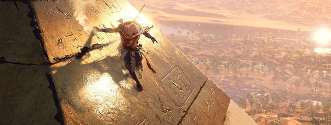 E3 2017: Assassin's Creed Origins è ufficiale