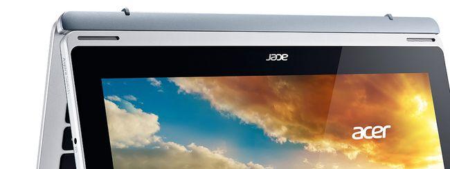 IFA 2014: Acer amplia la gamma dei 2-in-1 Switch