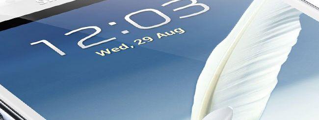Uscita Galaxy Note 3, Optimus G2 e HTC Butterfly 2