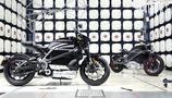 Le prime moto elettriche di Harley-Davidson