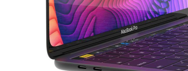 MacBook Pro ARM con MagSafe e slot SD: lancio nel 2021