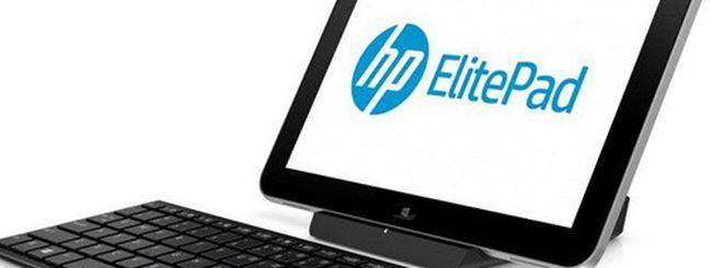 HP ElitePad 900, tablet Windows 8 da 10,1 pollici