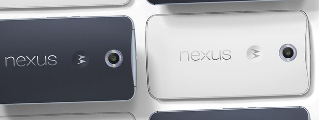 Nexus 6: Google ammette i problemi nella fornitura