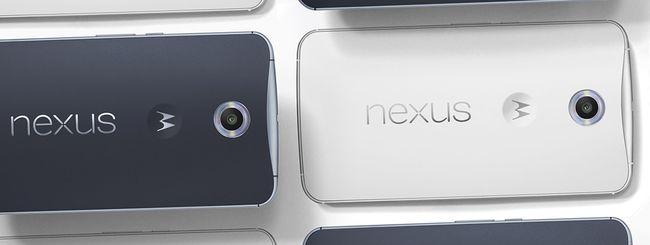 Nexus 6 riceverà Android 7.1.1 Nougat in gennaio
