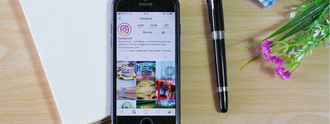 Instagram, i post salvati anche sul web