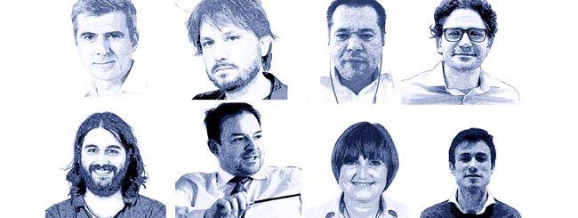 Digital Team: ecco i primi sei nomi per Piacentini