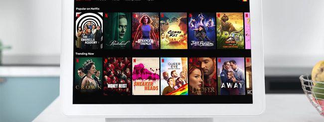 Amazon Echo Show supporterà presto Netflix