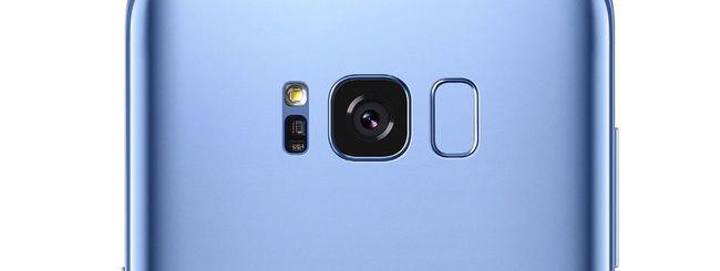 Galaxy S9, niente lettore di impronte in-screen