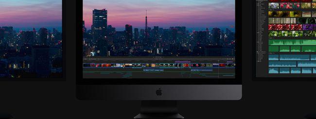 iMac Pro: piattaforma Purley da macOS High Sierra