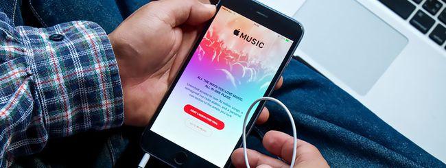 Apple Music, rivoluzione di design per la WWDC