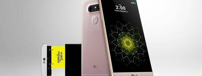 MWC 2016: LG G5, smartphone Android modulare