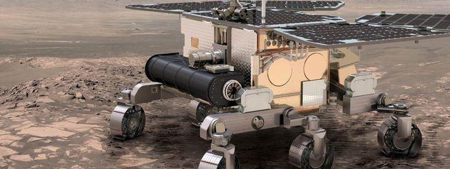Il lancio della missione ExoMars spostato a marzo