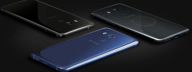 HTC U12 e Desire 12 Plus, possibili specifiche