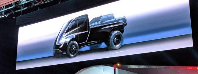 Tesla Pickup costerà meno di 50 mila dollari