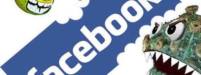 Facebook: allarme virus Ramnit, ruba i dati utente