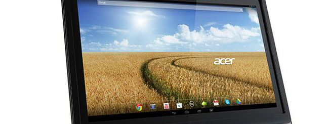 Acer presenta un all-in-one Android con Tegra 3