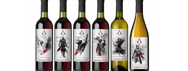 Assassin's Creed diventa un vino