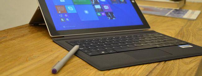Surface Pro 3, risolto il problema della batteria