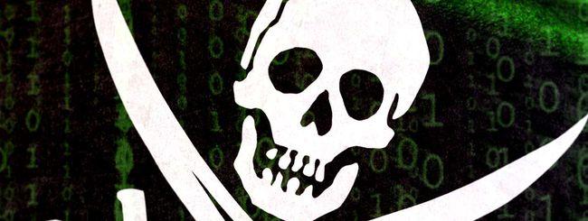 Pirateria, bigG: sempre più richieste di rimozione