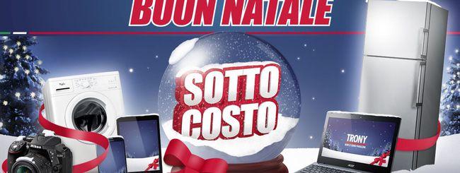 Trony, Buon Natale Sottocosto: Galaxy S4 a 299€
