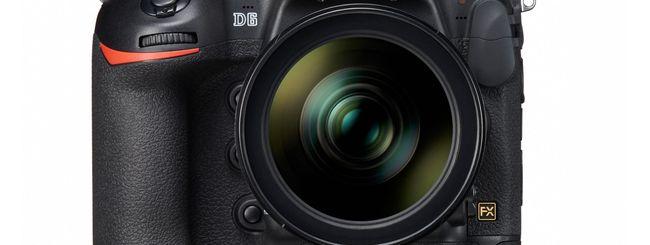 Nikon D6: adesso è ufficiale