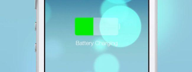 iPhone 6: la batteria da 1.800 mAh in foto