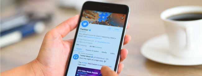 """Twitter, funzione """"nascondi risposta"""" negli USA"""
