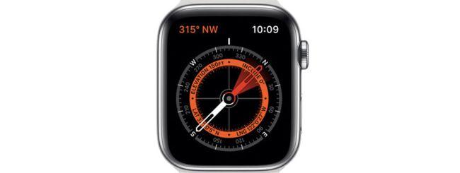 Apple Watch Series 5: interferenze nella Bussola con alcuni cinturini