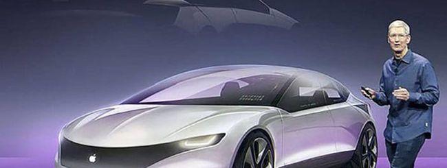 Apple Car: accordo con Hyundai, produzione USA nel 2024