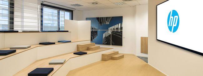 Nasce nel milanese l'Innovation Center di HP Italy