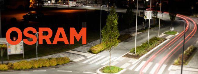 OSRAM, i pali della luce saranno intelligenti
