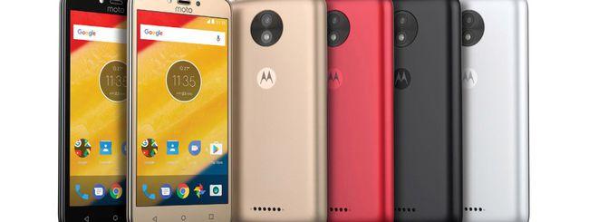 Moto C e Moto C Plus, nuovi smartphone economici?