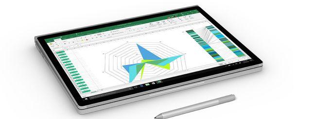 Surface Book 2: via ai preordini, ma non in Italia