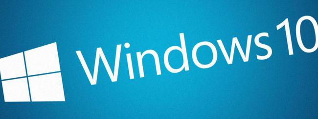 Windows 10, cuore Spartan