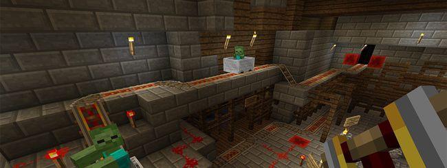 Microsoft addestra la sua IA con Minecraft