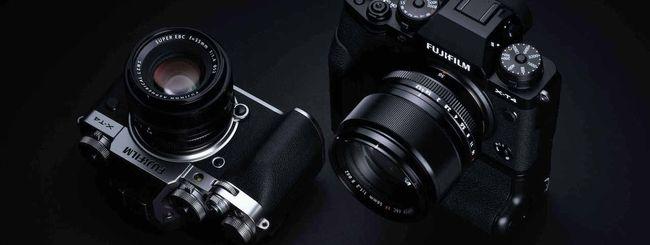 Fujifilm X-T4: scheda tecnica e prezzo