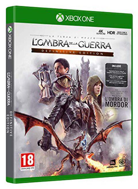 La Terra di Mezzo: L'Ombra della Guerra (Xbox One)