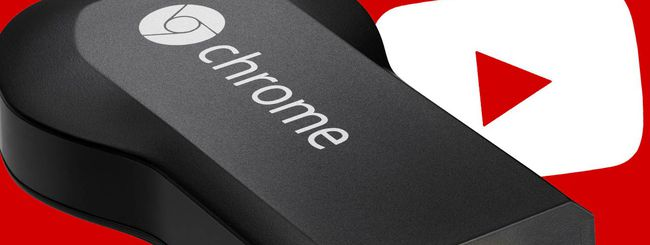 Chromecast: streaming live e video YouTube privati