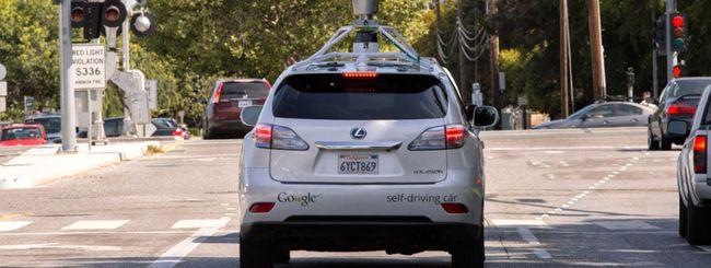 Google self-driving car: il report di marzo