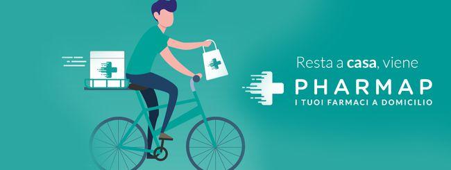 Consegna farmaci a domicilio: il servizio di PharMap
