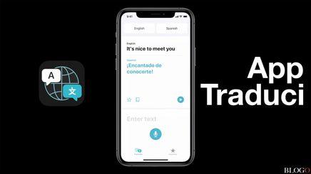 iOS 14, ecco come funziona l'app Traduci