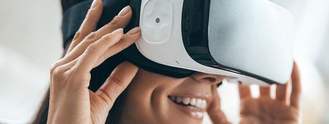 Google testa l'advertising nella realtà virtuale