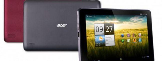 Acer, ecco l'Iconia Tab A200